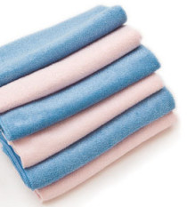 saubere Handtücher
